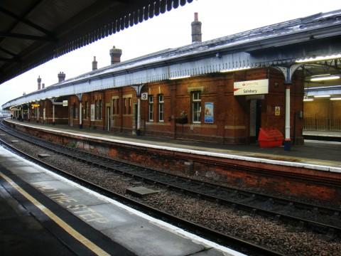 駅のホーム3