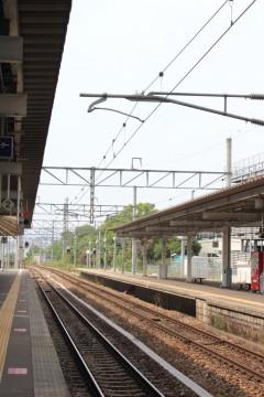 駅のホーム4