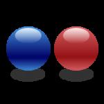 WEB2.0風のボール