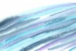 青い水彩のテクスチャ2