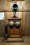 磁石式電話機