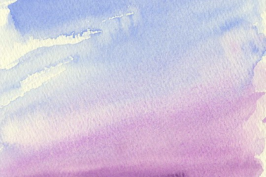 紫の水彩のテクスチャ3