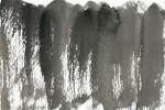 黒色の水彩のテクスチャ
