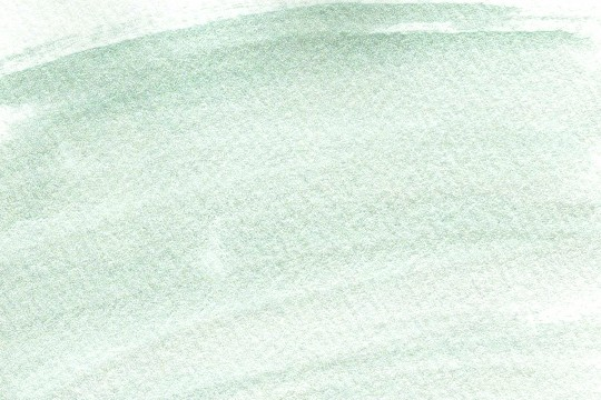 パールグリーンの水彩のテクスチャ
