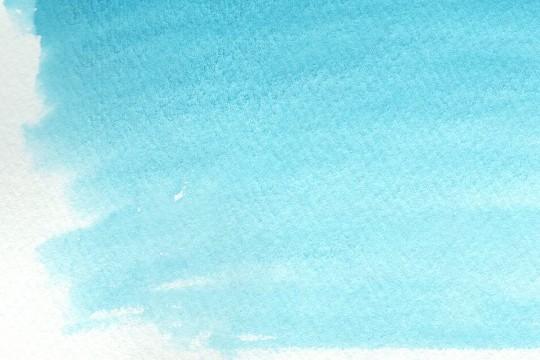 青い水彩のテクスチャ6