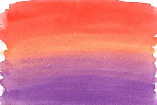 ハロウィンっぽい水彩のテクスチャ2