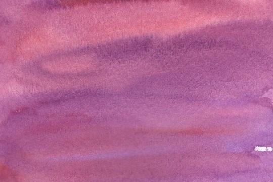 紫の水彩のテクスチャ5