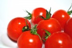 複数のプチトマト