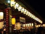 夜の十日恵比須神社