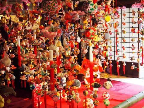 柳川のひな祭り