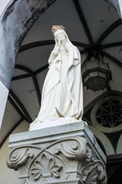 日本之聖母像