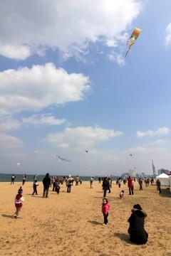 凧揚げ大会