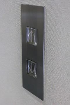 エレベーターのボタン2