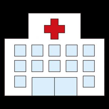 施設アイコン 病院