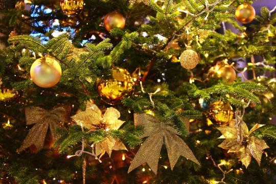 クリスマスツリーの飾り2
