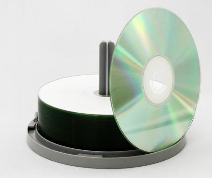 スピンドルケースのCD-R2