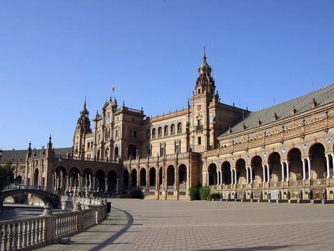スペイン広場(セビリア)