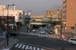 三輪柳町-五差路