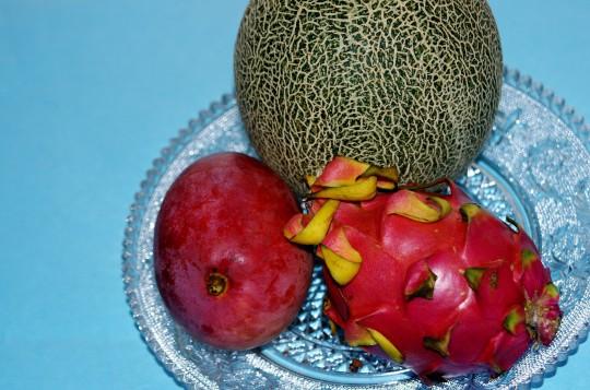 南国の果物