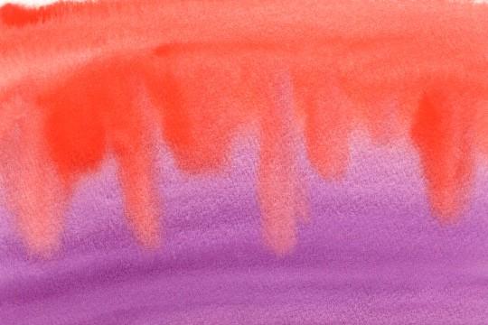 ハロウィンっぽい水彩のテクスチャ