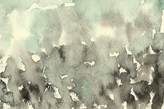灰色の水彩のテクスチャ2