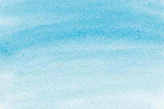 水色の水彩のテクスチャ