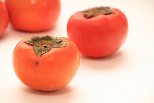 秋の味覚:柿2