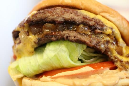 ハンバーガー-2