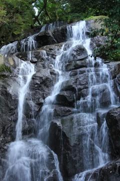 流れ落ちる水1