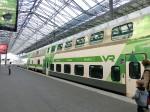 フィンランドの駅と列車