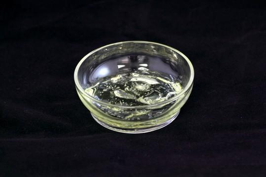 ジェル状の液体