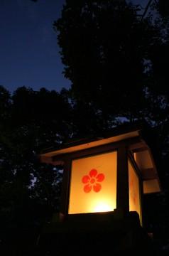 太宰府天満宮の灯籠