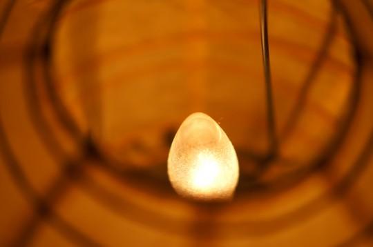 ルームランプの電球