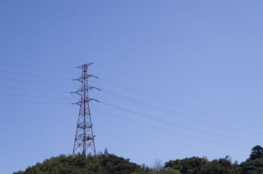 架空送電線