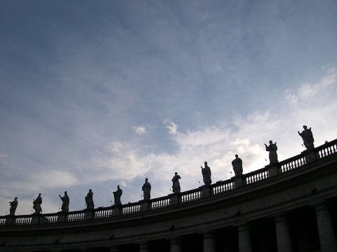 バチカン市国・サンピエトロ大聖堂