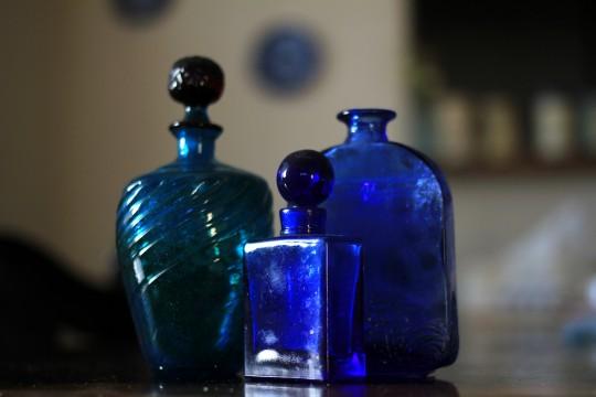 硝子の小瓶