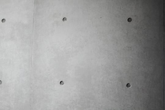 コンクリート打ちっぱなしの壁2