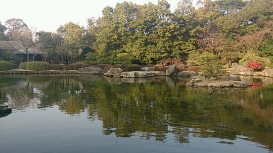 大濠公園(日本庭園)
