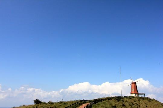 風車小屋の見える丘