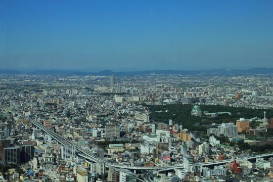 名古屋市街