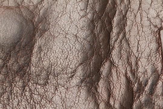 革製品の表面