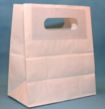 小さな紙袋