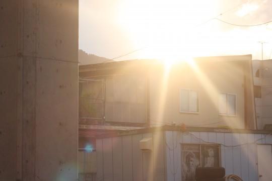 眩しい太陽2