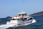 島への連絡船