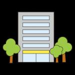 施設アイコン ビルディング