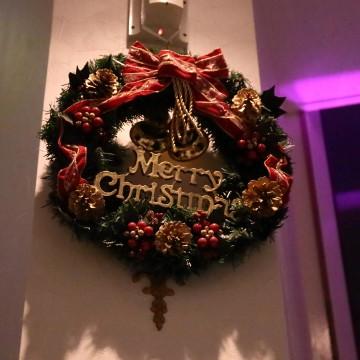 クリスマスリース3