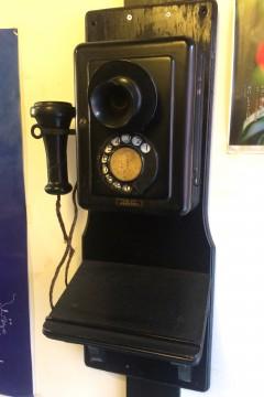 古い電話機