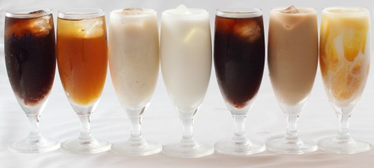 色々な飲み物