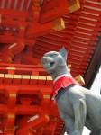 お稲荷さん(京都伏見稲荷)