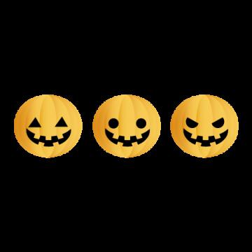 ハロウィンのかぼちゃ2